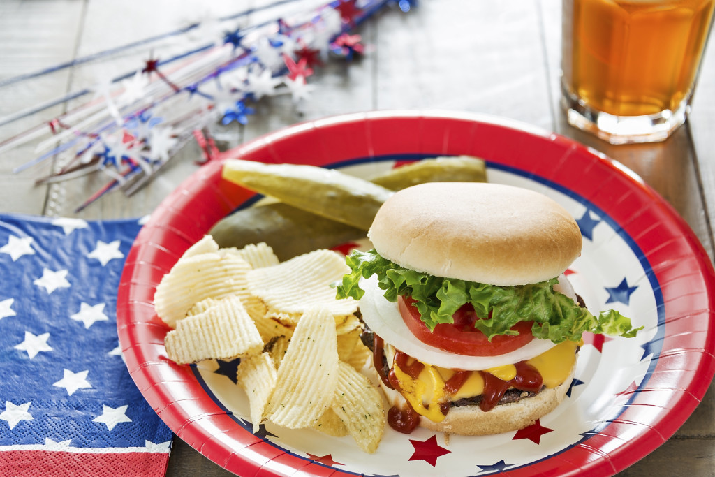 Must have menu items for a Memorial Day BBQ
