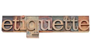 Restaurant etiquette tips by Chip's Family Restaurant