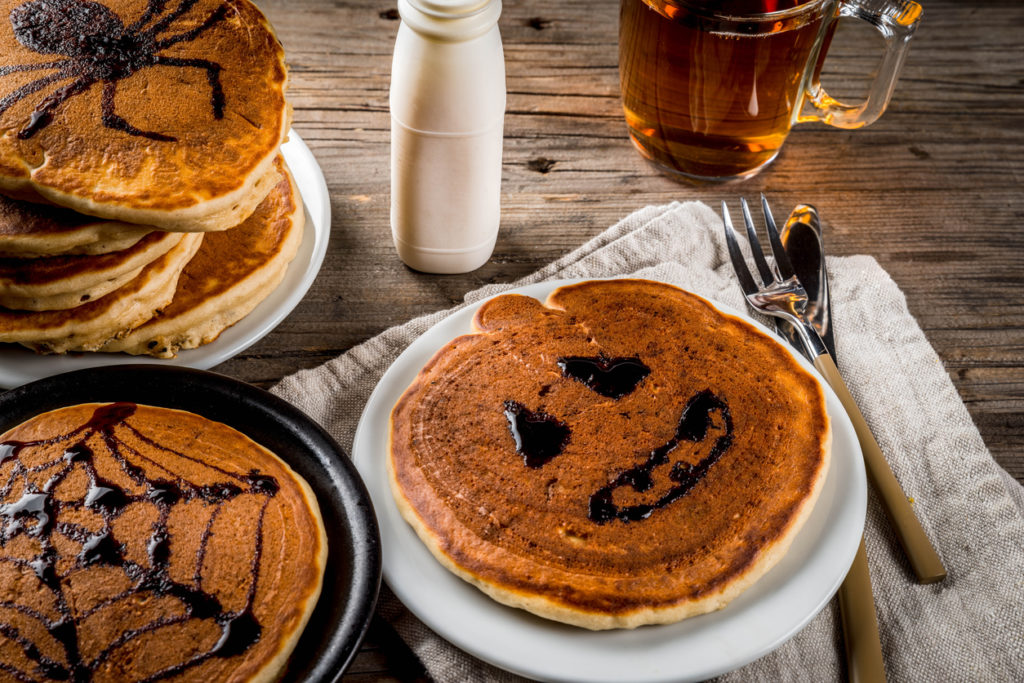5 Simple Spooky Breakfast Recipes To Enjoy This Month | Halloween Breakfast Ideas | Chip's Family Restaurant