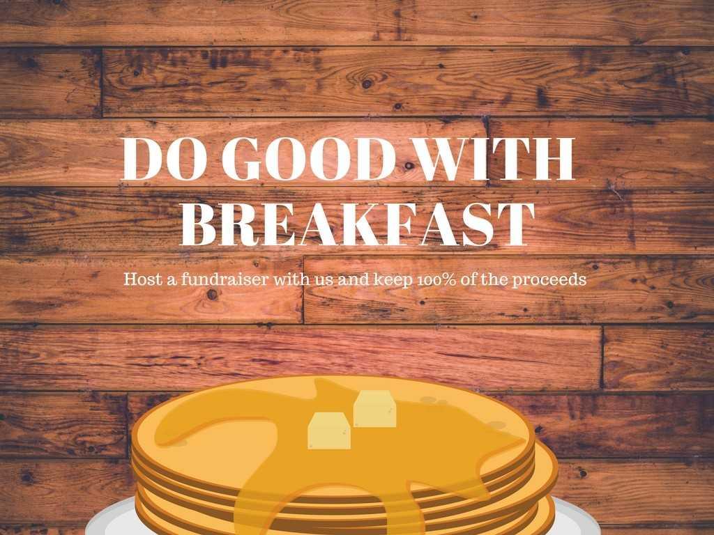 Breakfast for Dinner Fundraisers