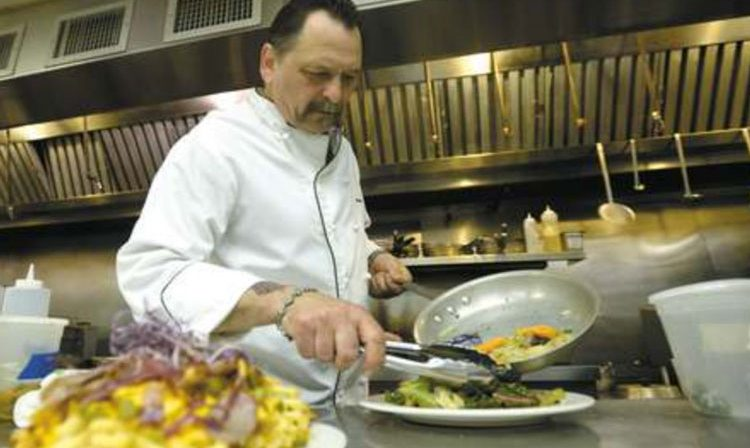 Executive Chef Mark Vecchitto